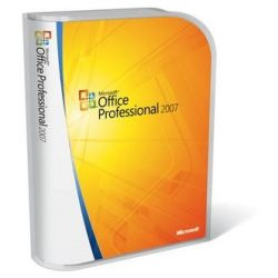 Microsoft Office 2007 Professional Plus (Volumen Licence)