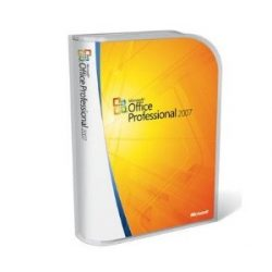 Microsoft Office 2007 Professional MVL (Volume licence)