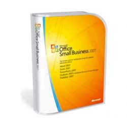 Microsoft Office 2007 Small Business FPP magyar (HUN)