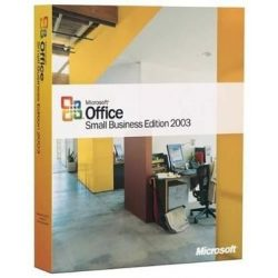 Microsoft Office 2003 Small Business FPP magyar (HUN)