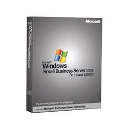 Microsoft Windows 2003 Small Business Server Std R2 OEM magyar (HUN)