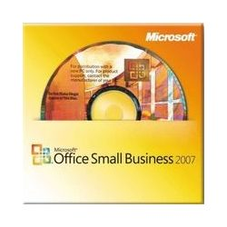 Microsoft Office 2007 Small Business OEM magyar (HUN)