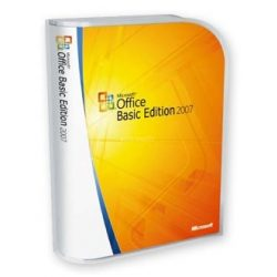 Microsoft Office 2007 Basic Edition OEM magyar (HUN)