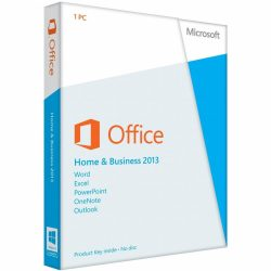 Microsoft Office 2013 Home & Business PKC OEM