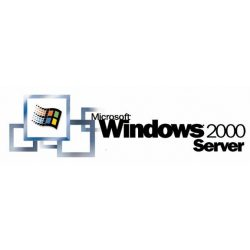 Microsoft Windows 2000 Small Business Server 1-4 CPU OEM magyar (HUN)