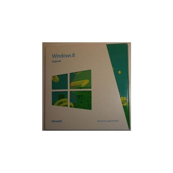 Microsoft Windows 8 (frissítési alap Windows XP SP3 / Vista + Windows XP Home termék)
