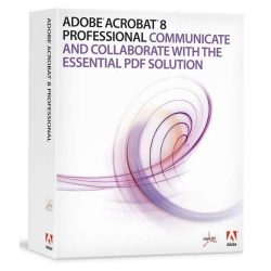 Adobe Acrobat 8 Professional Update Version FPP