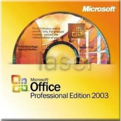 Microsoft Office 2003 Professional  MVL (Volumen Licence)