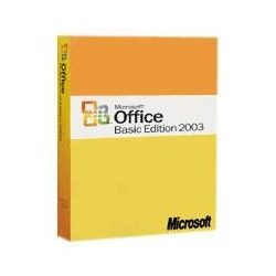 Microsoft Office 2003 Basic Edition OEM magyar (HUN)