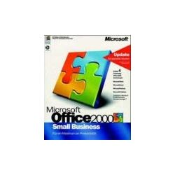 Microsoft Office 2000 Small Business OEM magyar (HUN)