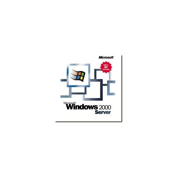 Microsoft Windows 2000 Server  with 5 CAL ENG OEM