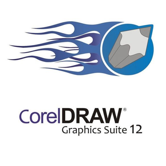 Corel Draw Graphics Suite 12 Special Edition HUN