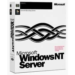 Microsoft Windows NT Server 4.0 ENG OEM