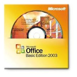 Microsoft Office 2003 Basic OEM angol (ENG)