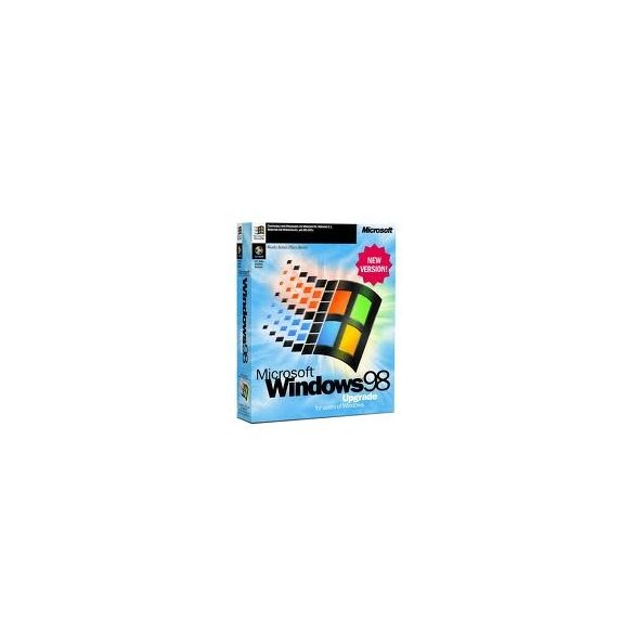 Microsoft Windows 98 Plus (multilanguage) OEM