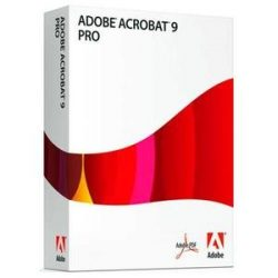 Adobe Acrobat Professional 9 Full Version FPP
