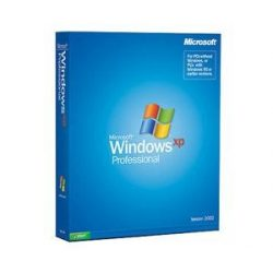 Microsoft Windows XP Professional HUN OEM (D-OEM FSC) Multilanguage (5 CD)