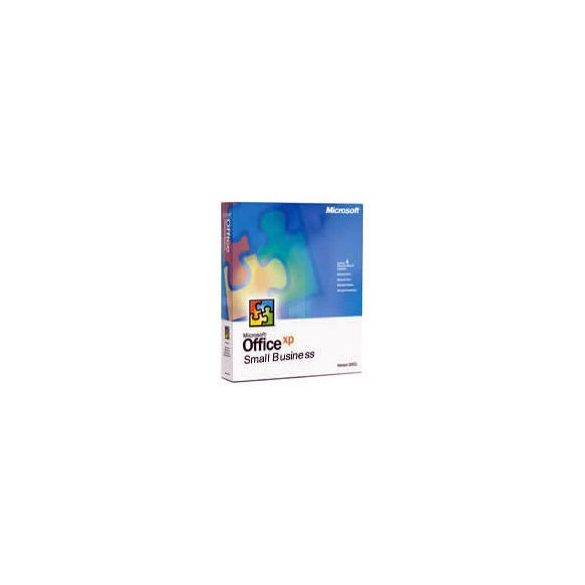 Microsoft Office 2002 XP Small Business OEM angol (ENG)