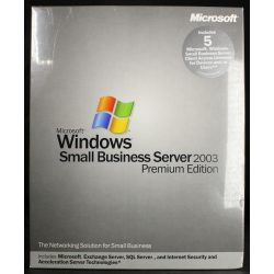 Microsoft Windows 2003 SBS Premium R1 server