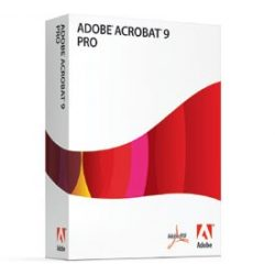 Adobe Acrobat 9 Professional Windows ENG Fullversion (Upgrade + Upgrade alap)