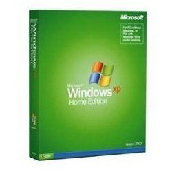 Microsoft Windows XP Home SP2 OEM magyar (HUN)